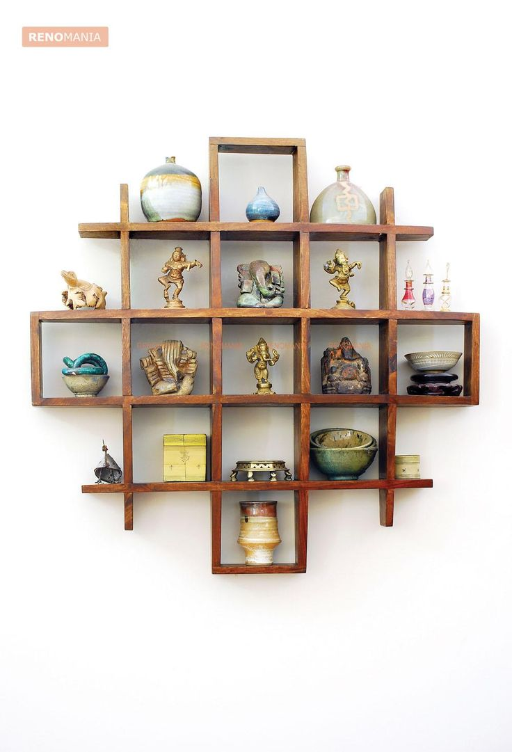 Looking for a space to keep all the little artefacts you collected during all the past travels. Try this one. See more smart storage designs at renomania.com