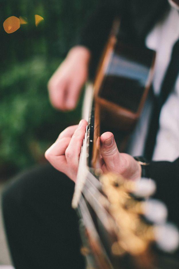 A gypsy jazz band | A Midsummer Mingle