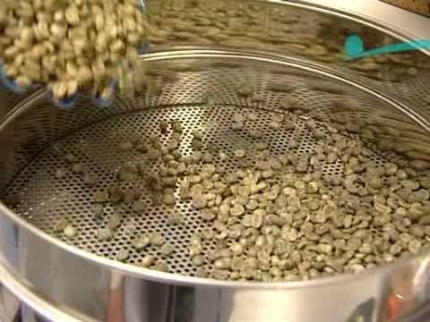 как делают растворимый кофе