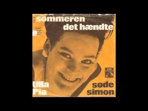 Ulla Pia -  Sommeren Det Hændte