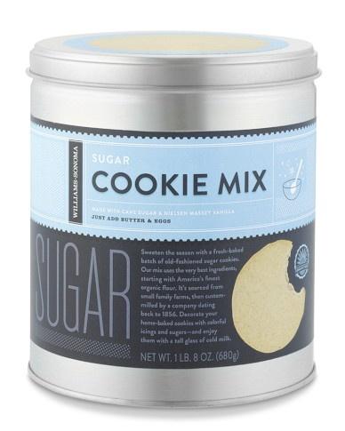 Williams-Sonoma Cookie Mix, Sugar