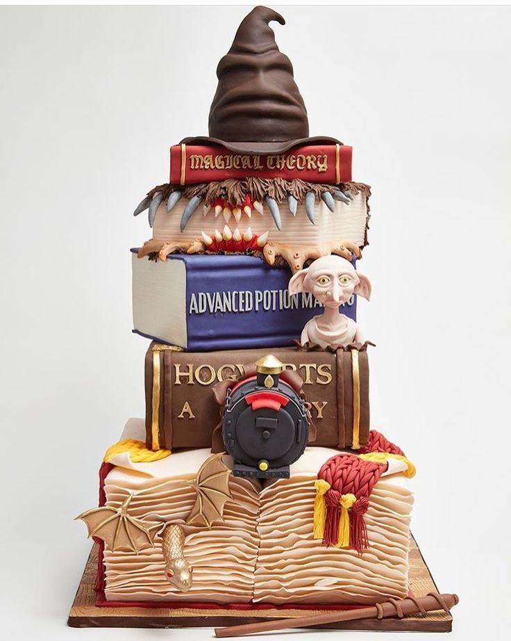 Best 25+ Harry potter cakes ideas on Pinterest Harry ...