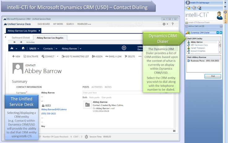 QGate intelli-CTi for Microsoft Dynamics CRM now provides (initial) support for Unified Service Desk (USD). In order for intelli-CTi to integrate with USD, learn which steps need to be applied. #MSDynCRM #CRM #Telephony #Integration #USD #Microsoft