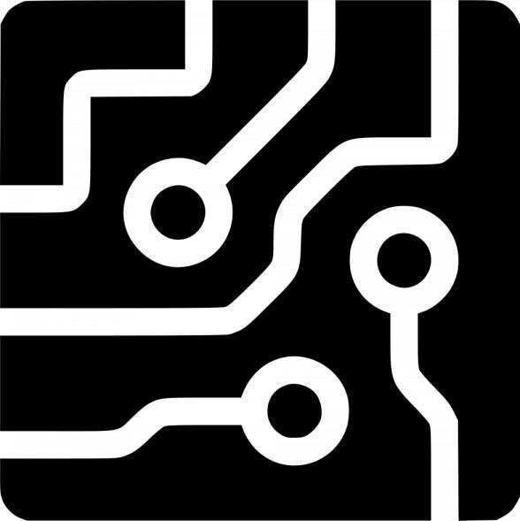 12 Circuit Icon Png Circuit Board Icon Circuit