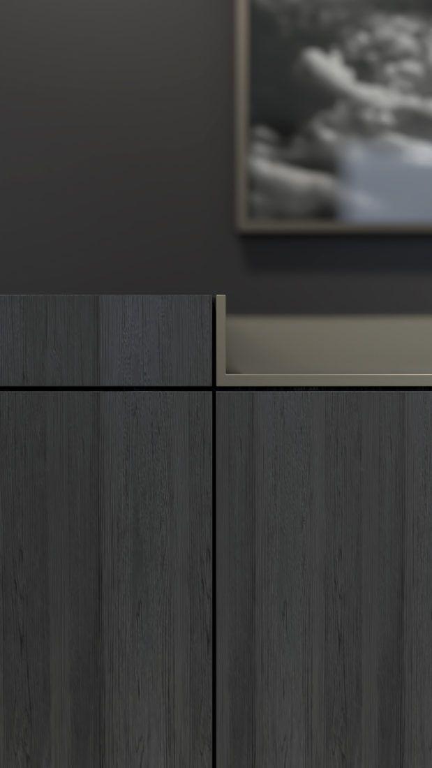 Hochwertiges Interior Design Einer Wohnung In Munchen Details