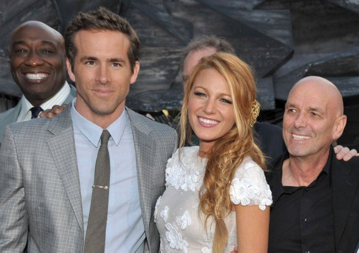 Pin for Later: 40 Times You Wished You Were Blake Lively When She Costarred in Green Lantern With Ryan Reynolds