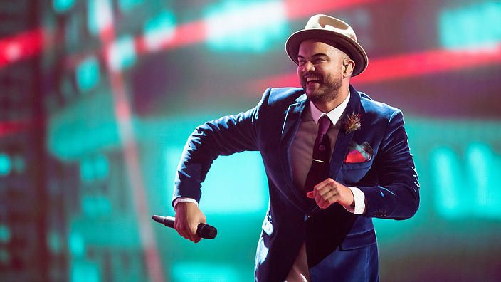 What Guy Sebastian's Eurovision Performance Might Look Like | SBS Eurovision