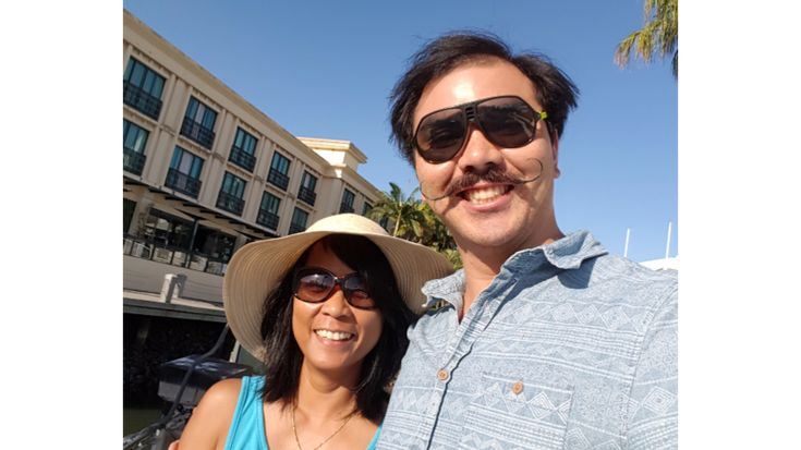 After seeing his mother struggle with breast cancer and be given the clean bill of heath, Carlos wants to support the people who work so hard to find treatments for people like his mum. #itsMYCAUSE #cancer #moustache #shavethemo #shave