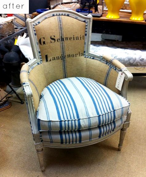i suddenly feel like i don't have enough stuff to fill my room... i've never had this opportunity before!! time to invest in a big, comfy, reading chair. burlap and typography... where can i find this....