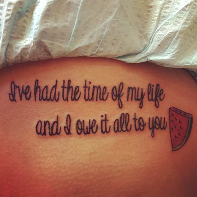 Breakup Tattoo Quotes: Best 25+ Love Quote Tattoos Ideas On Pinterest