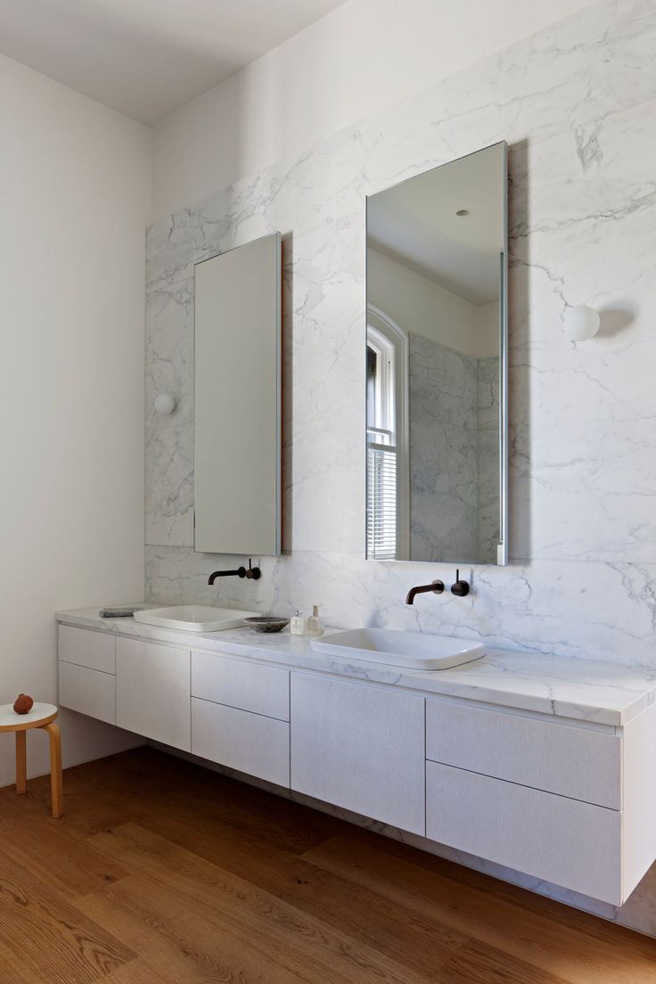 sumptuous design ideas bathroom vanities richmond hill. South Melbourne House Renovated by Inglis Architects  InteriorZine 97 best Bathroom vanity images on Pinterest Half