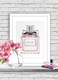 quadrinho de decor perfume - Pesquisa Google