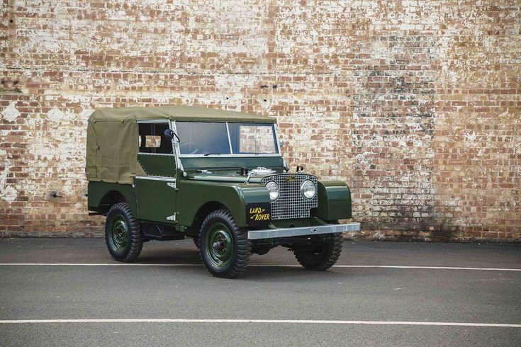 Projeto 'Reborn' prevê restauração e venda de 25 unidades do clássico Land Rover Série I  O Salão de Automóveis Clássicos que está sendo realizado na cidade de Essen, naAlemanha será palco da apresentação do projeto 'Reborn', realizado pela Land Rover, emque a marca irá restaurar 25 unidades de seu emblemático Série 1. Os modelos […]