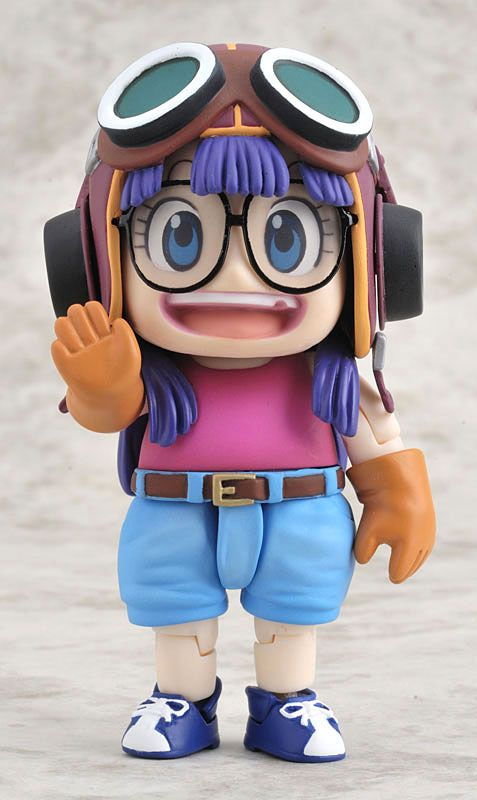 Dr.Slump Arale-chan Mecha Collection Arale Norimaki