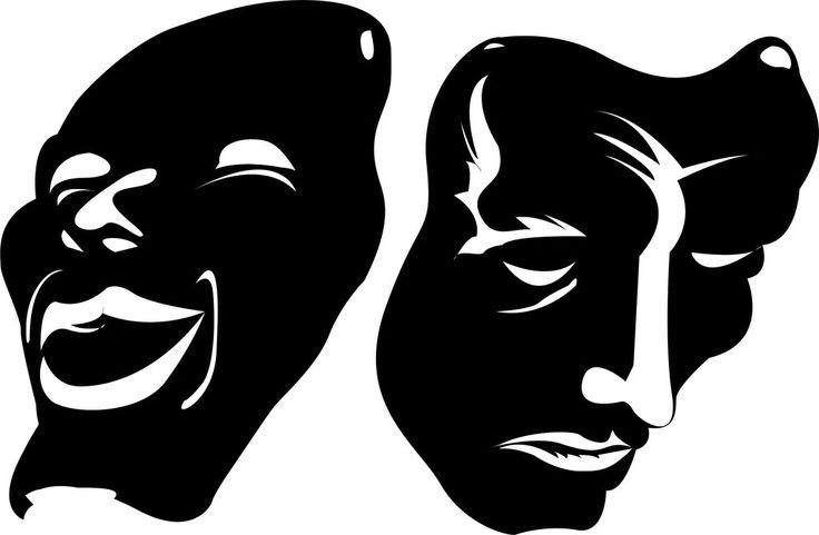 Masca Teatru2 by elarogante on DeviantArt