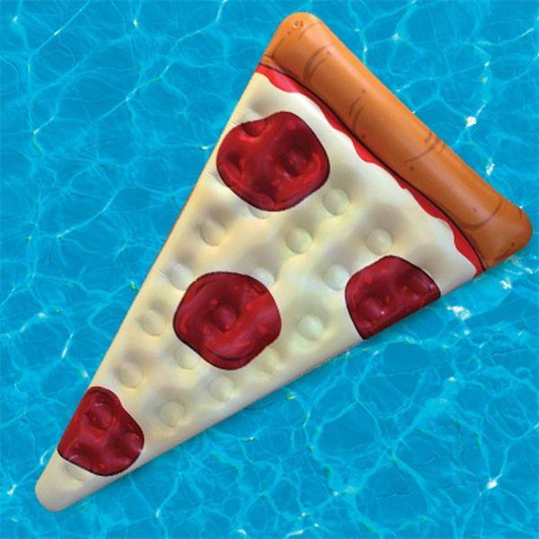 Giant Pizza Slice Pool Float Pizza pool float, Pool