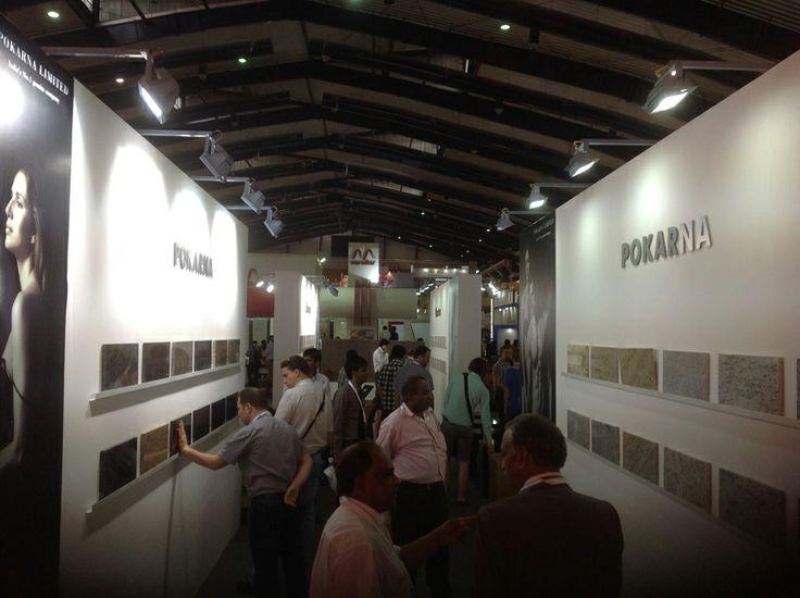 Stona 2014  Building & Construction Stone, Marble & Ceramics International Stone Industry Exhibition.