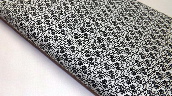 Northcott Little Darlings 2322-990 Ro Gregg Quilting and Sewing Cottons Black And White