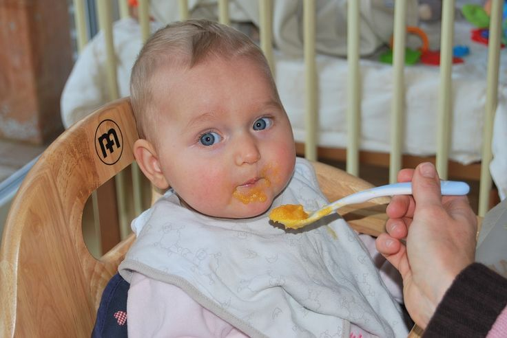 Weaning Food that are good for Brain Development and Produce an Amazing Kid