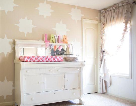 Layla Kates Raspberry Linen Room
