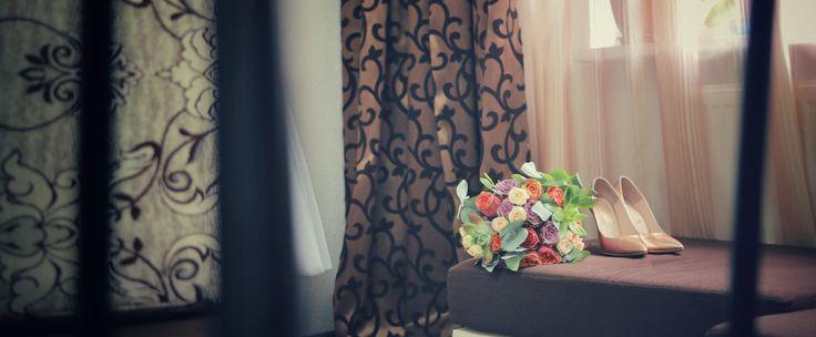 Wedding Dress. Bride. Video. Story. Andra si Cosmin Videograf Nunta Bucuresti