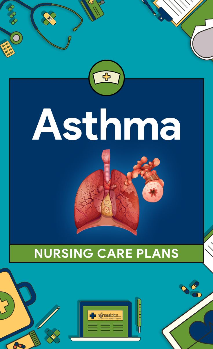 Asthma Nursing Care Plans:   The nursing care plan focuses on preventing the hypersensitivity reaction, controlling the allergens, maintaining airway patency and preventing the occurrence of reversible complications.  Here are four (4) nursing care plans (NCP) for bronchial asthma:
