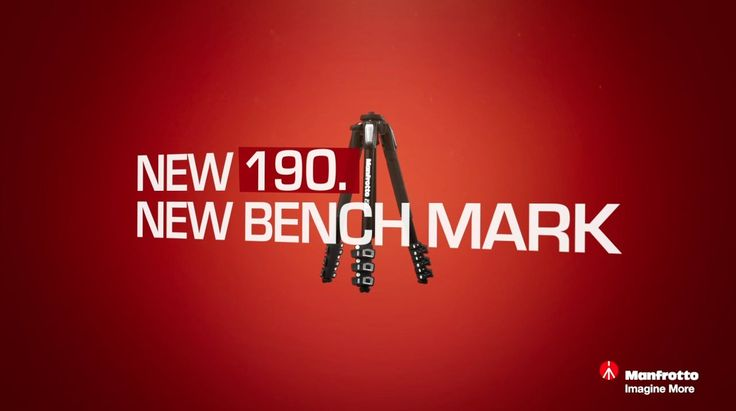 Manfrotto NEW 190 on Vimeo