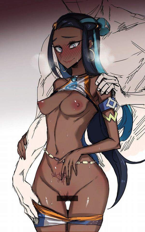 ポケモン 剣 盾 エロ 画像