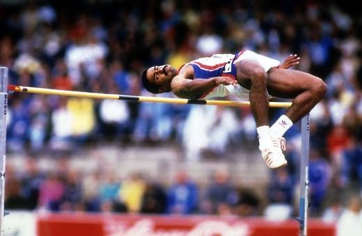 Daley Thompson... Simply the best!