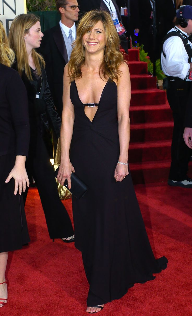 Every Red Carpet Look From The Golden Globe Best Actress