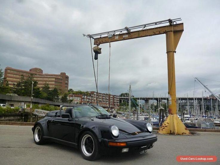 1989 Porsche 911 #porsche #911 #forsale #canada