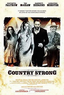 love it: Garrett Hedlund, Gwyneth Paltrow, Country Music, Favorite Movies, Tim Mcgraw, Countrystrong, Country Strong, Leighton Meester, Best Movies
