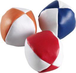 Three ball juggling set