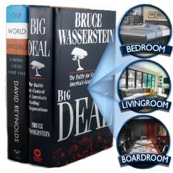 Body Heat Activated Book Camera DVR--Surveillance Camera in Disguise: Books Camera, Activities Books
