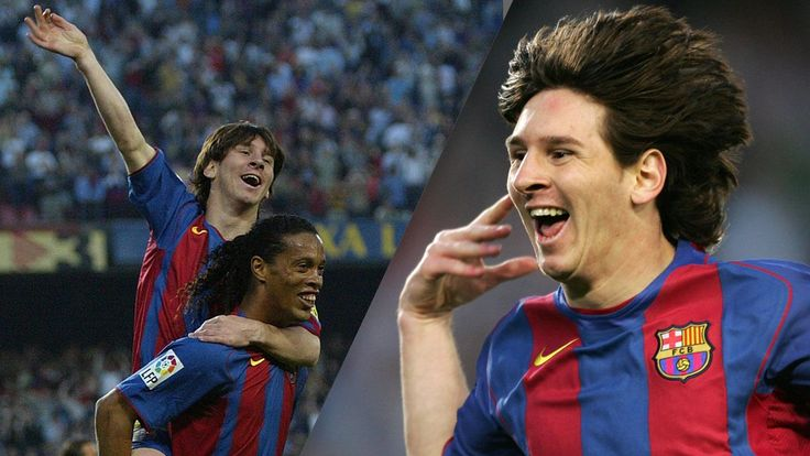 On this day in 2005: Teenage Lionel Messi scores first goal for Barcelona