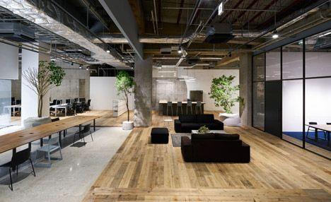 AKQA Tokyo Offices by Torafu Architects | Dezeen