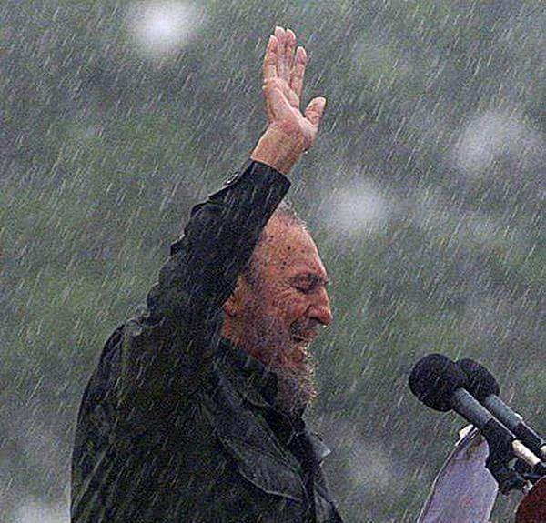 Hasta la victoria siempre, Fidel Castro.