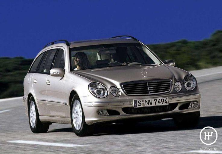2003 Mercedes-Benz E320 CDI Estate Elegance