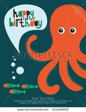 The 25+ best Underwater birthday ideas on Pinterest Under the - birthday card sample
