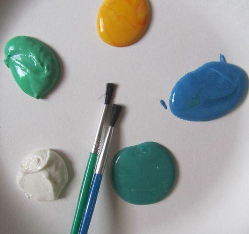 Non-toxic Face Paint Recipe - Green Kid Crafts | Official Site