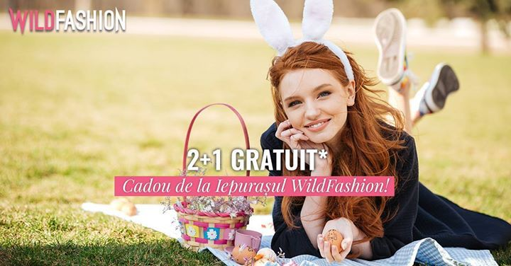 Ultima zi de super oferta: la minimum 3 produse comandate, ai unul GRATUIT*! 💝🛒🎁  👉http://www.wildfashion.ro/haine-dama?utm_campaign=CE.1.C.V.18.&utm_medium=ORG.PC.social&utm_source=facebook