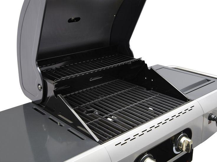 Grill gazowy Siesta 210 Barbecook Biokominki,Grille ogrodowe,Drzwi, Podłogi,Meble,Dekoracje
