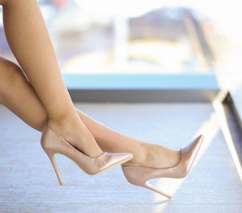 Pantofi Labest Roz - <br>Culoare:  Roz<br>Dimensiune toc:  11<br>Material:  Piele eco Colectia Pantofi cu toc de la  www.cutoc.net