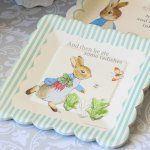 Peter Rabbit Party Invitations