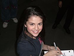 Selena Gomez - Wikipedia, la enciclopedia libre