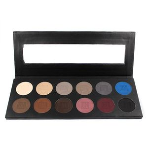 CRC Makeup is #1 authorized dealer of Ben Nye Products in the USA. Ben Nye Glam Shadow are very pigmented and matte. Available in 12 colors. Fast shipping.