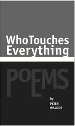True to its title, Peter Waldor's Who Touches Everything is a book of connections.