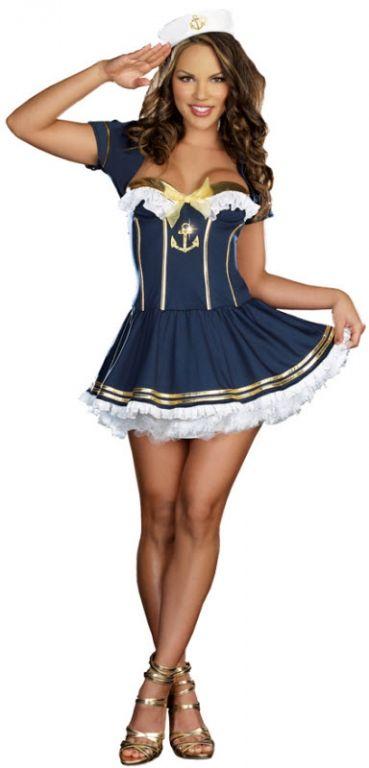 Sailor Costume                                                                                                                                                                                 More