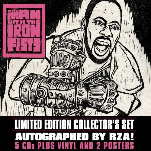 """Soundtrack: """"The Man With The Iron Fists"""" (Album Stream, ft. Kanye West, Wu-Tang Clan, Isaac Hayes, Black Keys)"""