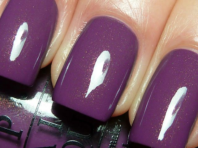 Dutch 'Ya Just Love OPI?-spring collection...this is one is going on my wish list as well